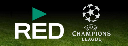 RED prepara relvados para UEFA Champions League